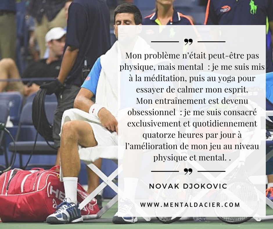 Comment devenir professionnel au tennis - djoko