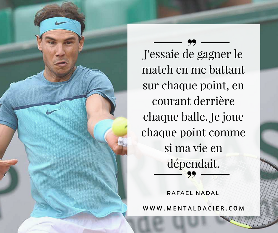 Comment devenir professionnel au tennis - rafa